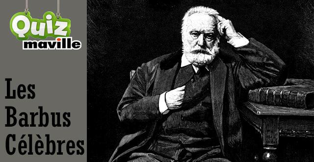 photo quiz journée de la barbe. 10 questions sur les barbus célèbres