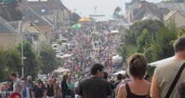 Actu sortie les 2km du bric-à-brac rue nationale à la bazoge, toujours un véritable succès.