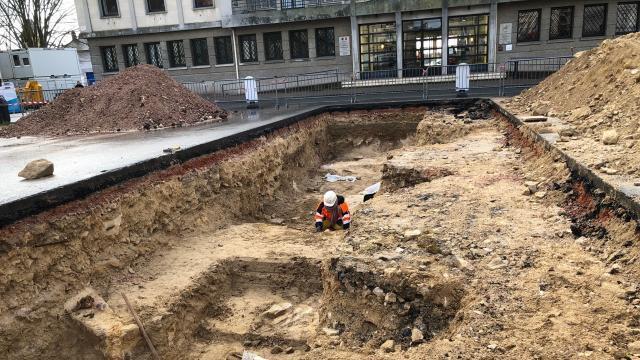 k-AR datant archéologie les transports en commun datant