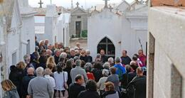 actu cinéma marie-josé nat a été inhumée au cimetière marin de bonifacio.