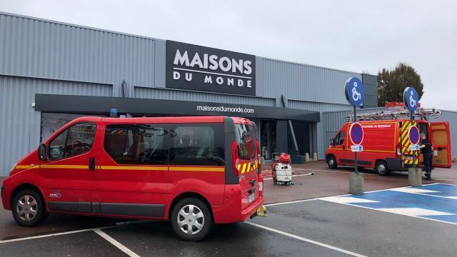 Lorient. Inondé, Maisons du monde fermé provisoirement - Lorient