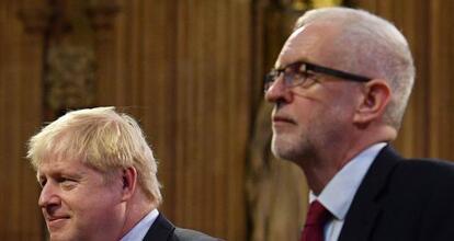 Calendrier Brexit.Brexit Corbyn Demande A Johnson D Accepter Un Calendrier