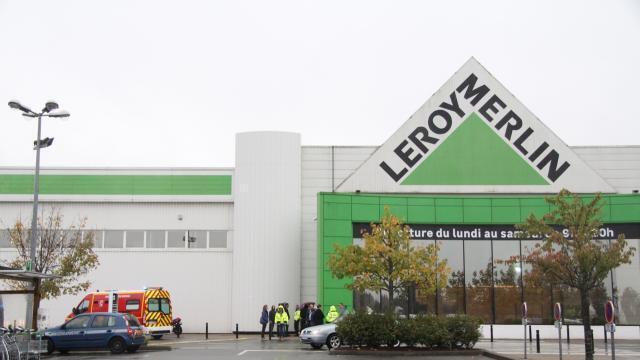 Theix Louverture De Leroy Merlin Retardée Par La Surchauffe D