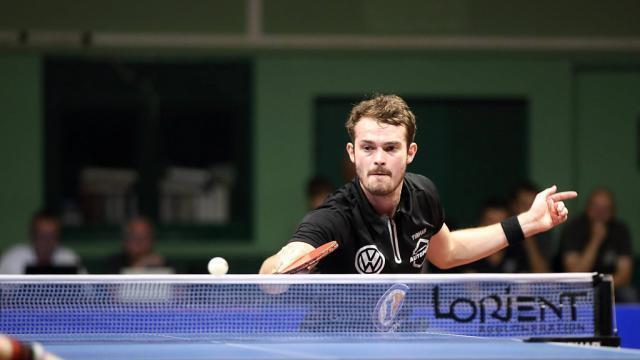 Tennis De Table Samuel Walker En Quete De Reperes A Hennebont