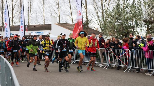 La RaidLight Vendée Trail de Saint-Jean-de-Monts stoppée à cause du mauvais temps - maville.com