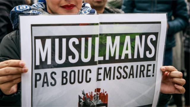 Marche controversée contre l'islamophobie prévue à Paris - maville.com