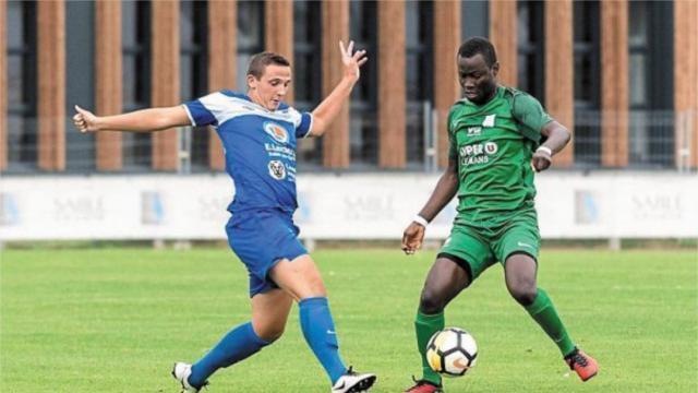 Le Sablé football-club passe au vert. Sport - maville.com