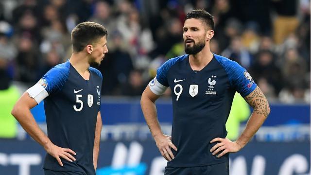 BILLET Équipe de France. Vivement le printemps. Sport - maville.com