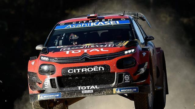 WRC. Citroën arrêtera le rallye après 2021. Sport - maville.com