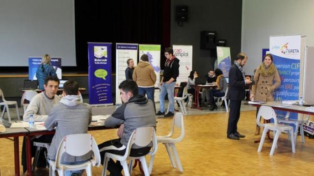 La Roche-sur-Yon. L'Agglomération organise un job-meeting - maville.com