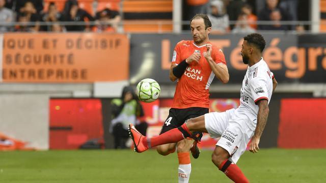 Coupe de France. FC Lorient : retour de Jérôme Hergault, sans Lemoine ni Le Goff contre Guingamp. - maville.com