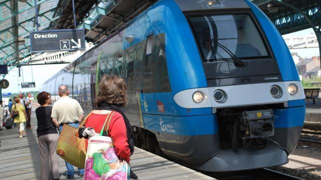 Vendée. La section de train Chantonnay-Bressuire temporairement coupée - maville.com