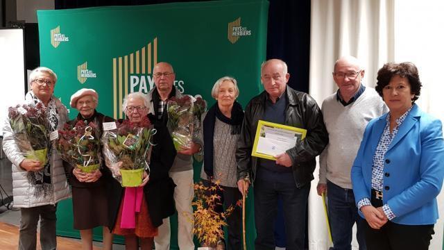 Les Herbiers. Les particuliers récompensés pour leur beau jardin - maville.com