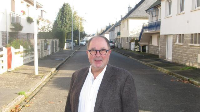 L'Hermitage. Patrick Lamy, candidat aux prochaines municipales - maville.com