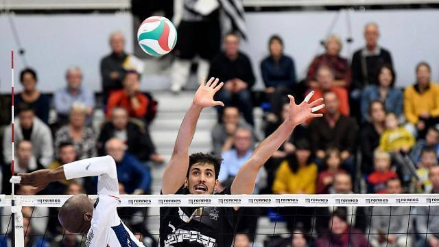 Rennes Volley. Rennes tout en haut de l'affiche. Sport - maville.com