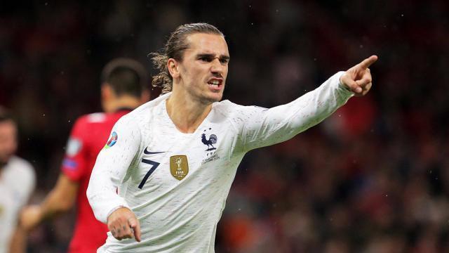 Albanie - France : Griezmann « impact player », Tolisso en alternative... Retrouvez les notes - maville.com