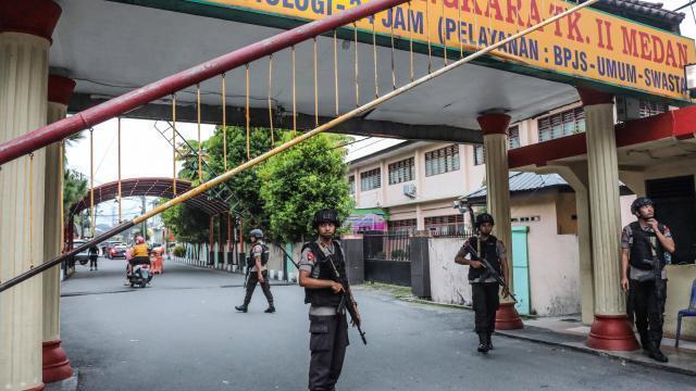 Indonésie. Plusieurs dizaines d'arrestations après un attentat suicide - maville.com