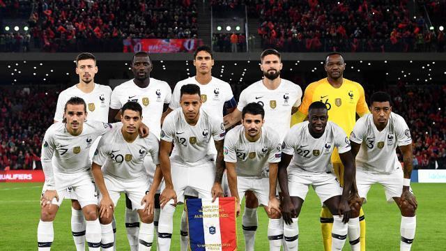 Qualifications Euro 2020. Le bilan des Bleus en chiffres. Sport - maville.com
