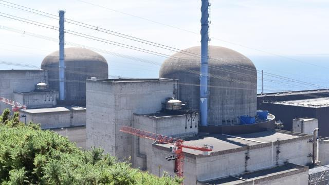 Nucléaire. Une pression non conforme dans un capteur à Flamanville 1 - maville.com