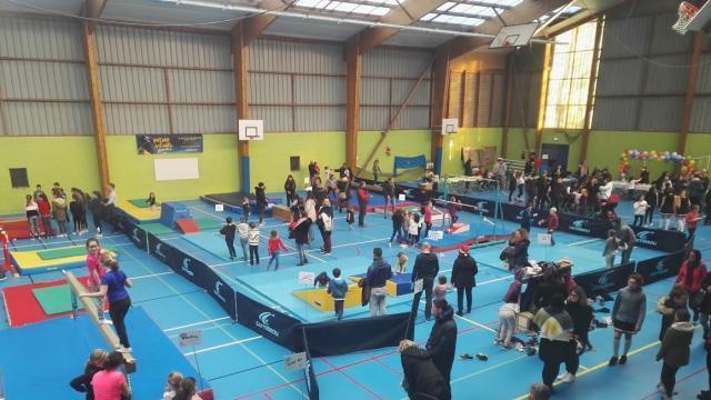 Landerneau Tempo Ouvre Un Parc De Gym Et De Jeux Ephemere