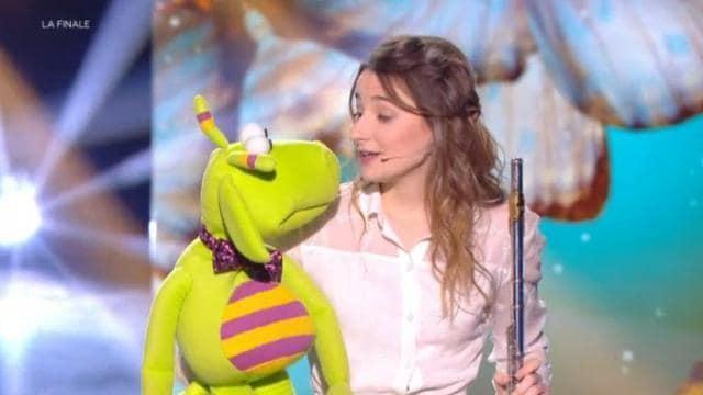 La Ventriloque Le Cas Pucine Remporte La France A Un Incroyable Talent 2019 Saint Brieuc Maville Com