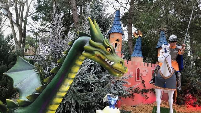 Noel Magique La Baule La Baule. Noël magique attend 150 000 visiteurs à La Baule   La