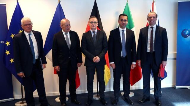 Conflit en Libye. L'UE dénonce « l'ingérence » de la Turquie -  Redon.maville.com