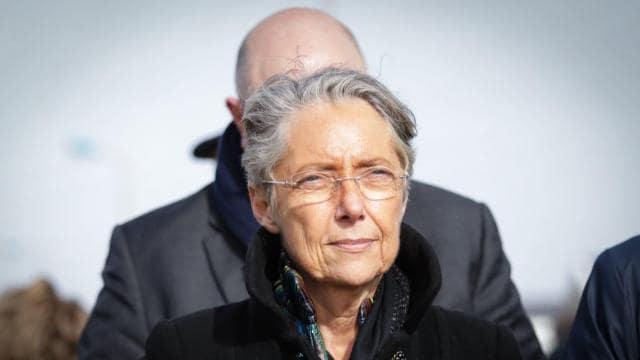 photo élisabeth borne sera présente dimanche à la faute-sur-mer. © afp