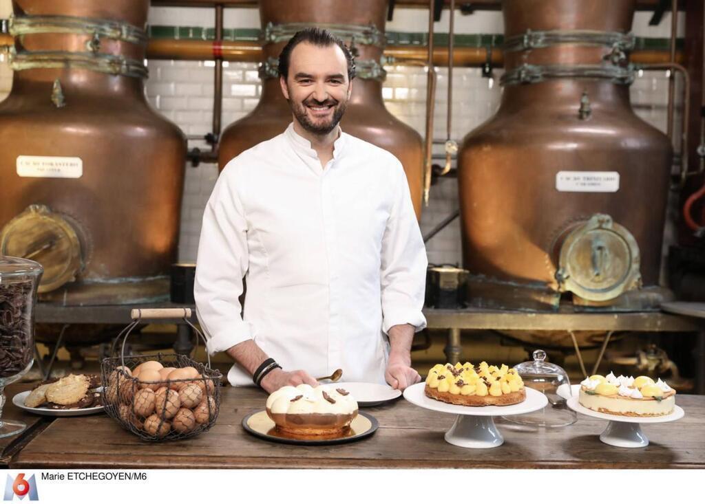 Confinement cyril lignac revient vous donner des cours de Cours de cuisine cherbourg