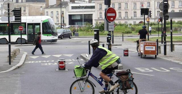 Coronavirus. Moins de voitures à Nantes : l'occasion de ...