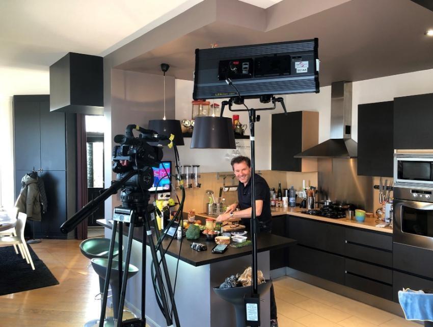 Entretien Jerome Anthony Tous En Cuisine Je Garde Toutes