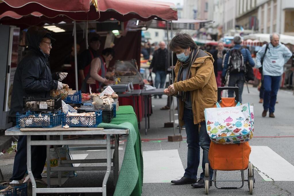 Déconfinement à Brest. La réouverture de quatre marchés prévue du 5 au 9  mai - Brest.maville.com