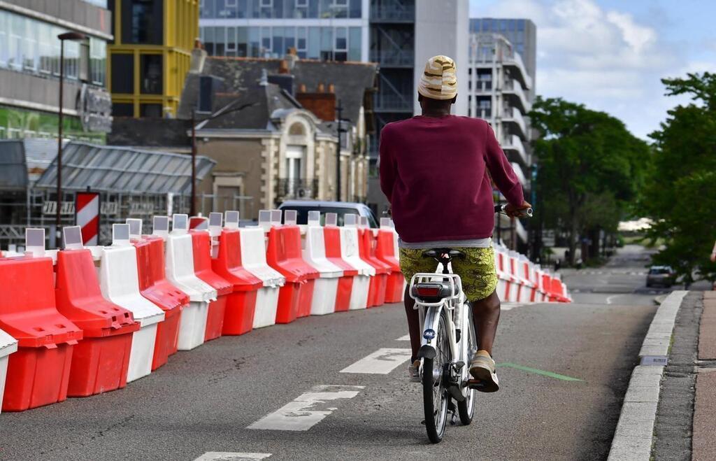 De Pornic à Nantes à vélo sur la Vélodyssée et la Loire à Vélo