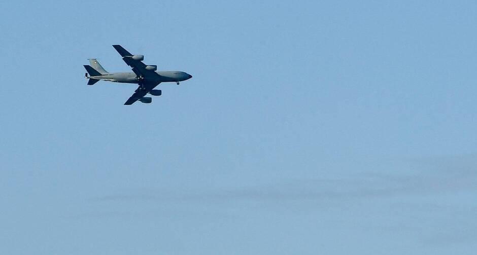 En Mayenne Des Internautes S Interrogent Sur Des Avions Militaires Observes Dans Le Ciel Laval Maville Com