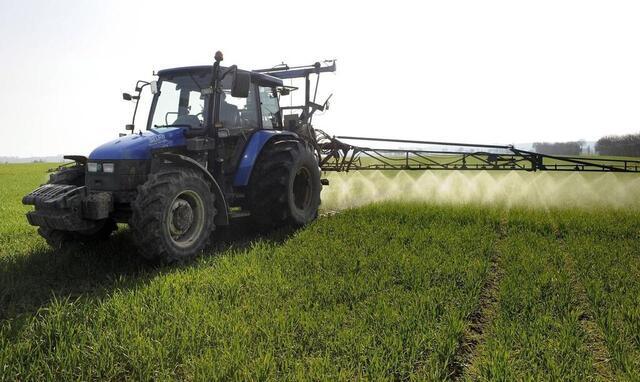 photo l'agriculture émet 31% des émissions de gaz à effet de serre en normandie, selon l'insee. © archives joël le gall, ouest-france