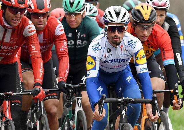 Calendrier Course Cycliste Professionnel 2021 Cyclisme. Le calendrier World Tour 2021 dévoilé, 35 épreuves