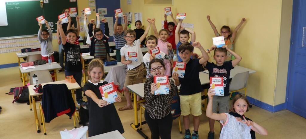Saumur Le Livre D Une Classe De Ce1 De L école Saint André édité Par Les éditions Nathan Saumur Maville Com