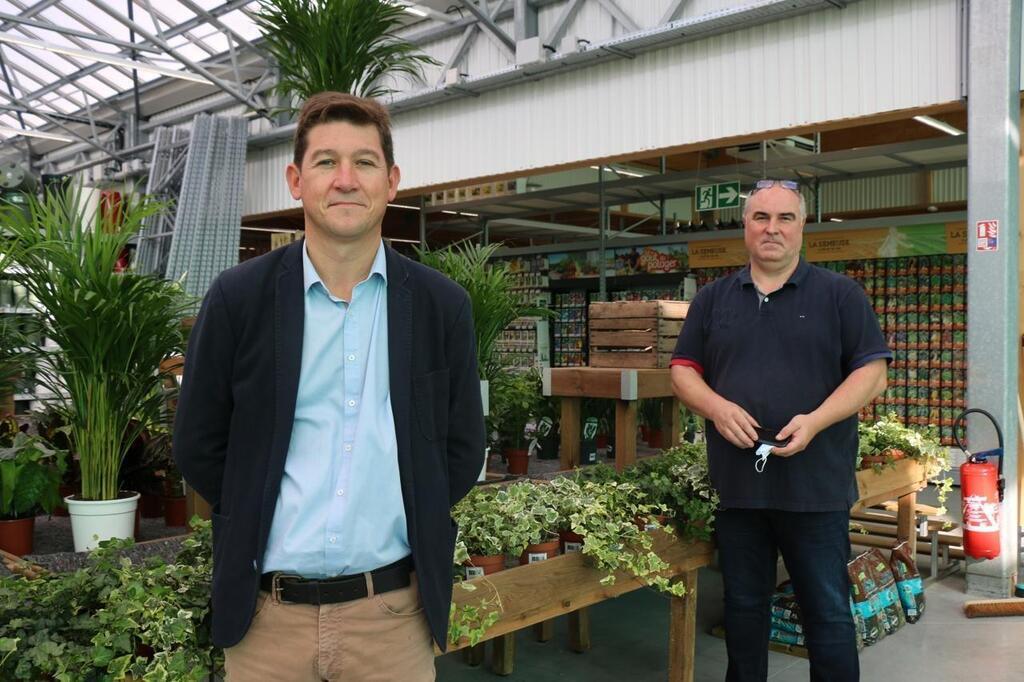 Pontivy Leclerc Ouvre Une Jardinerie De 3 000 M Une Galerie Commerciale Et Embauche 20 Salaries Pontivy Maville Com