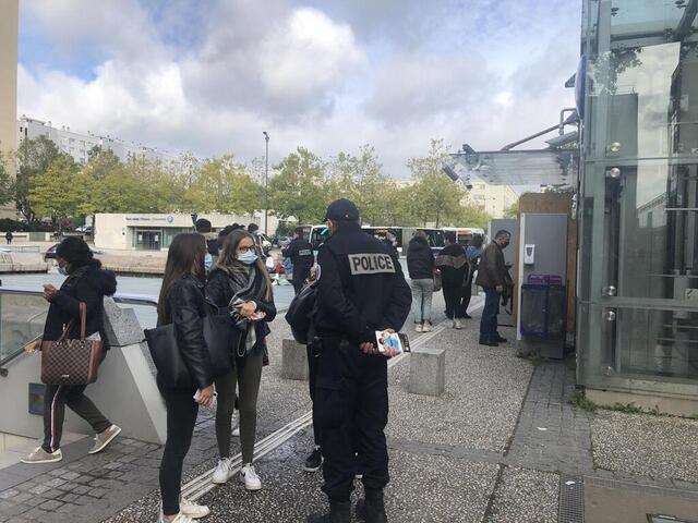 rencontre policiers gay à Rennes