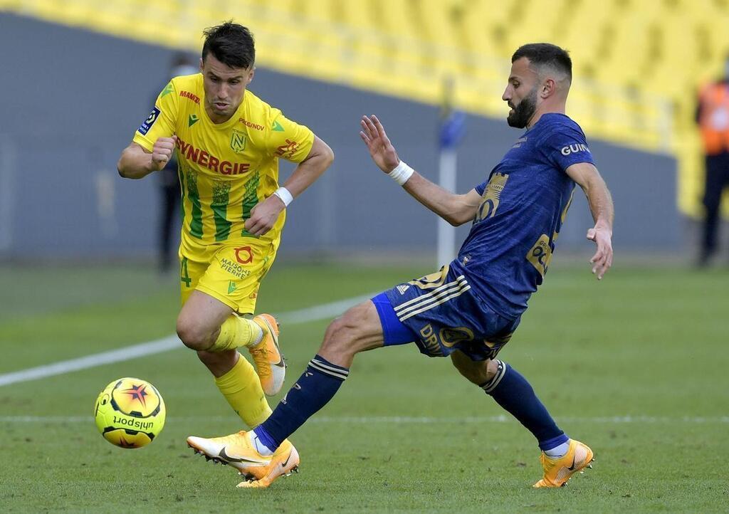 FC Nantes. Sébastien Corchia : « J'ai pris beaucoup de plaisir ». Sport -  Nantes.maville.com