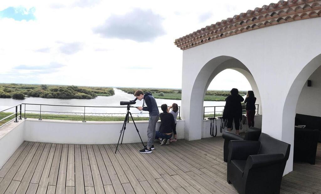Bouaye Les Travaux A La Maison Du Lac De Grand Lieu Commencent Aujourd Hui Nantes Maville Com