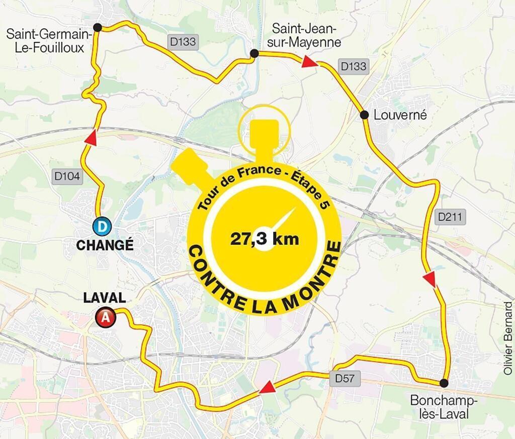 Tour De France 2021 2 Etappe