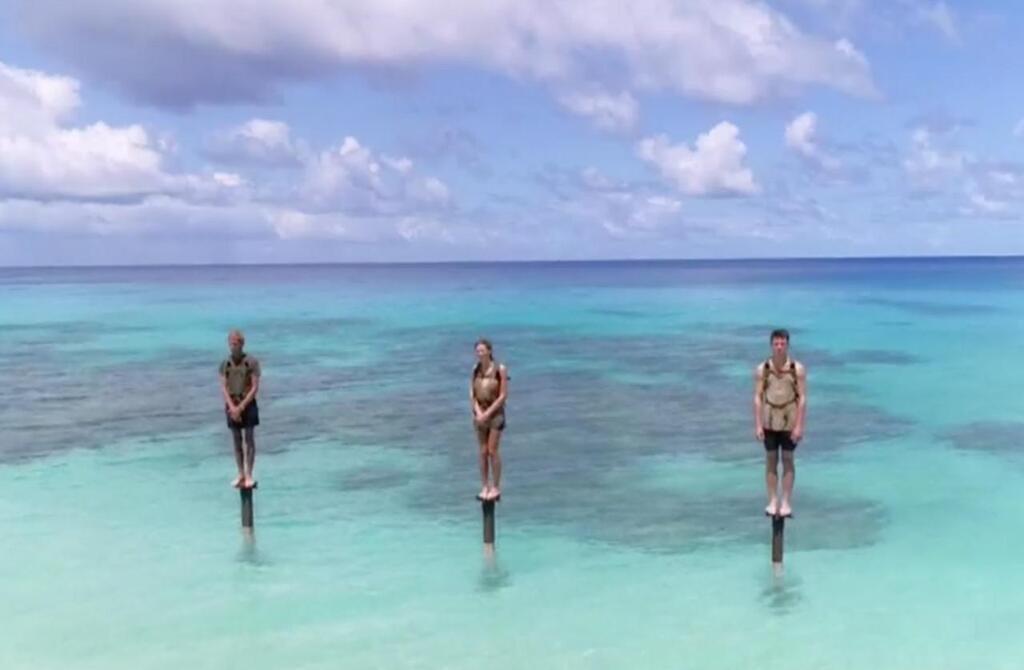 Koh Lanta Qui Sont Les Trois Finalistes Qui S Affronteront Sur Les Poteaux La Roche Sur Yon Maville Com