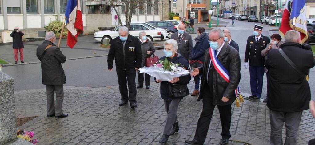 Janze Un Hommage Aux Morts D Algerie Toujours Restreint Rennes Maville Com