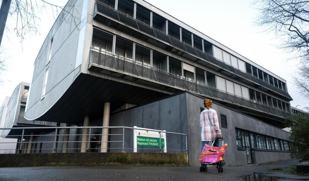 Rennes. À la maison de retraite, la moitié des résidents touchés par le Covid-19 - Paris.maville.com
