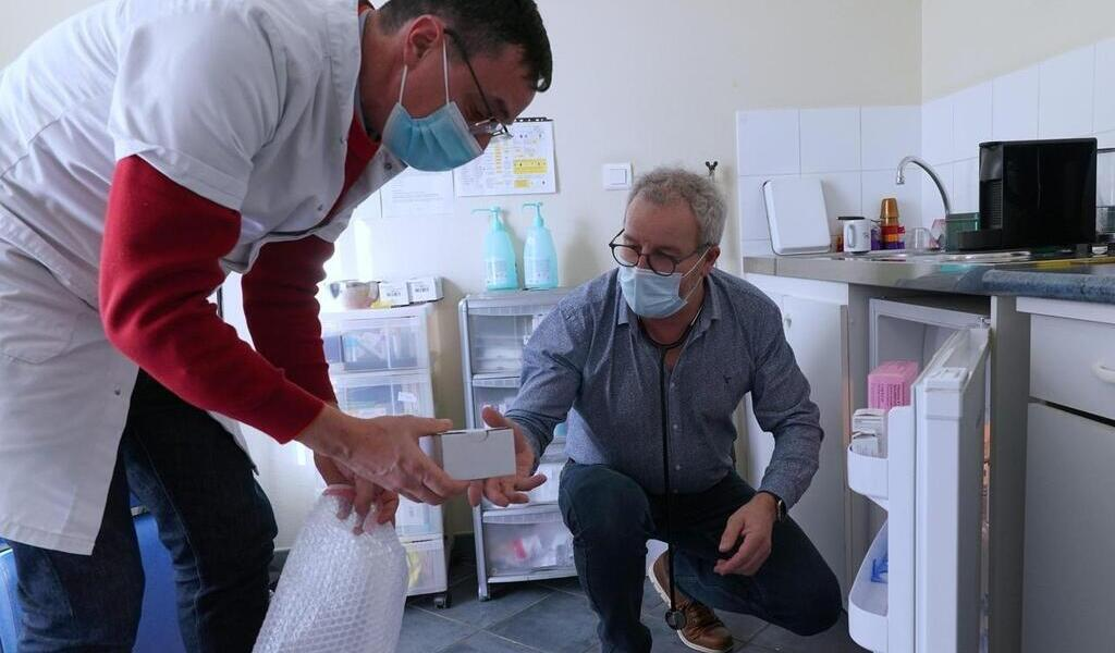 Covid-19. Les pharmaciens vaccineront à partir du 15 mars - maville.com