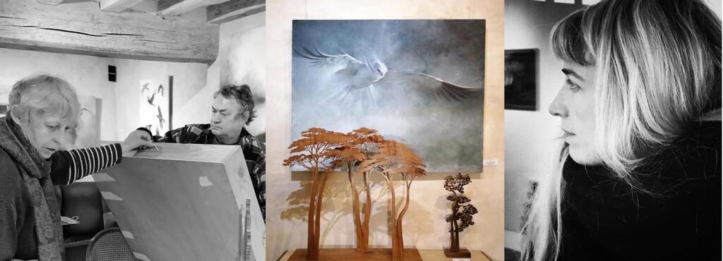 Bellême. Arbres et oiseaux exposés à l'Atelier perché . Sport -  Alençon.maville.com