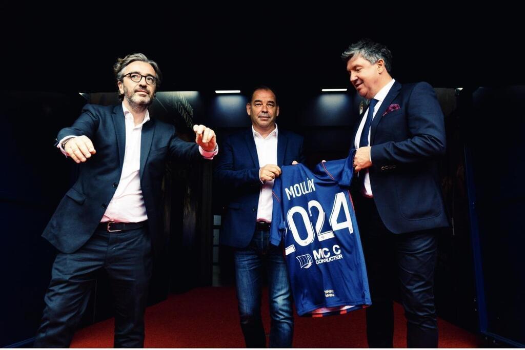 Football. Stéphane Moulin, nouvel entraîneur de Caen : « Je suis peut-être  différent… » - Angers.maville.com