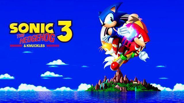 Photo Knuckles y Sonic se unen para nuevas aventuras.  © sega