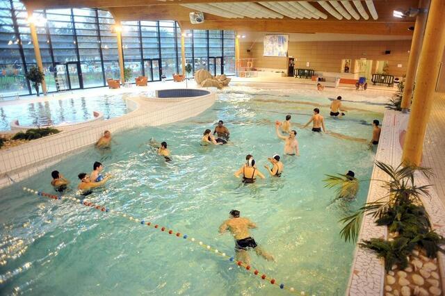 photo les personnels des piscines veulent conserver leurs repos compensateurs du travail du week-end.  ©  archives ouest-france